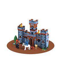 Peacock 2121 Castle Set Construction Sets