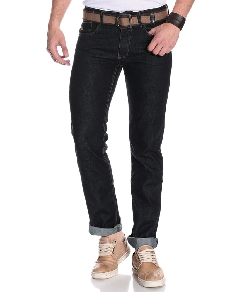 Colt Black Slim  Fit Jeans