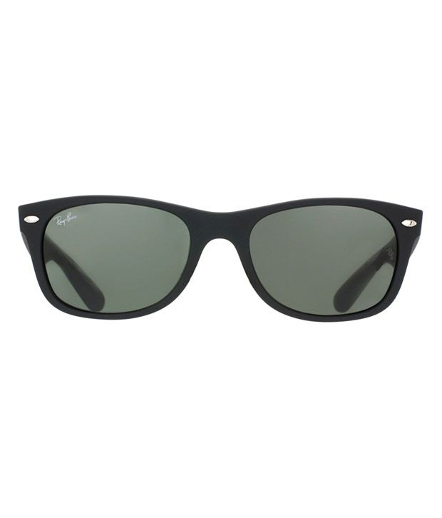 ray ban green wayfarer  Ray-Ban Green Wayfarer Sunglasses (RB2132 622 52-18) - Buy Ray-Ban ...