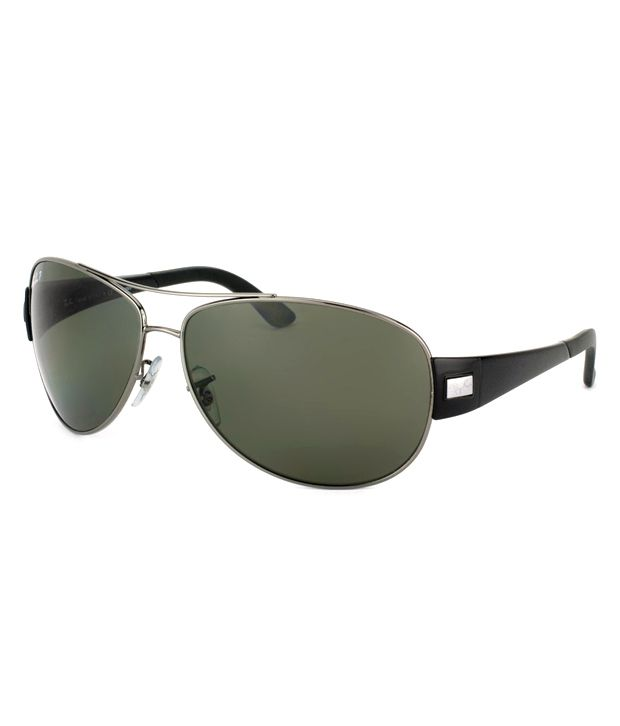 8a0b59d993 Ray-Ban RB3467 004 9A Aviator Size 63 Sunglasses - Buy Ray-Ban RB3467 004 9A  Aviator Size 63 Sunglasses Online at Low Price - Snapdeal