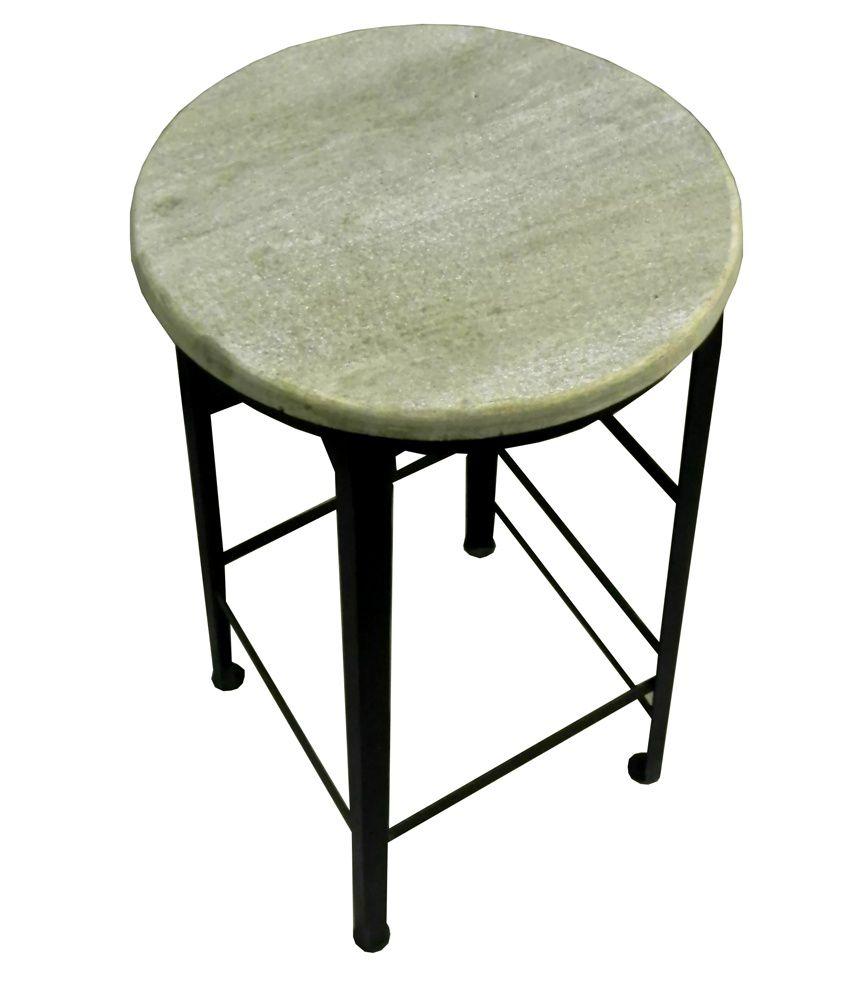 Iron Bar Stool With Wooden Top Buy Iron Bar Stool With