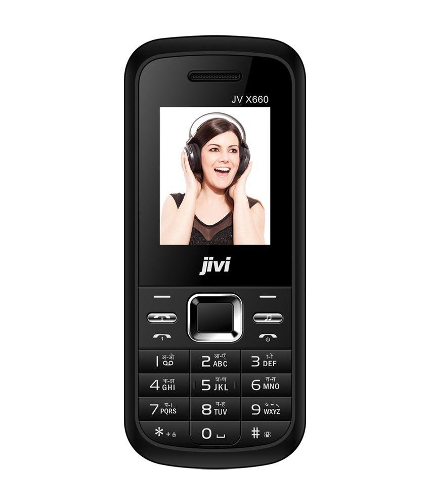 Jivi X660 Dual Sim