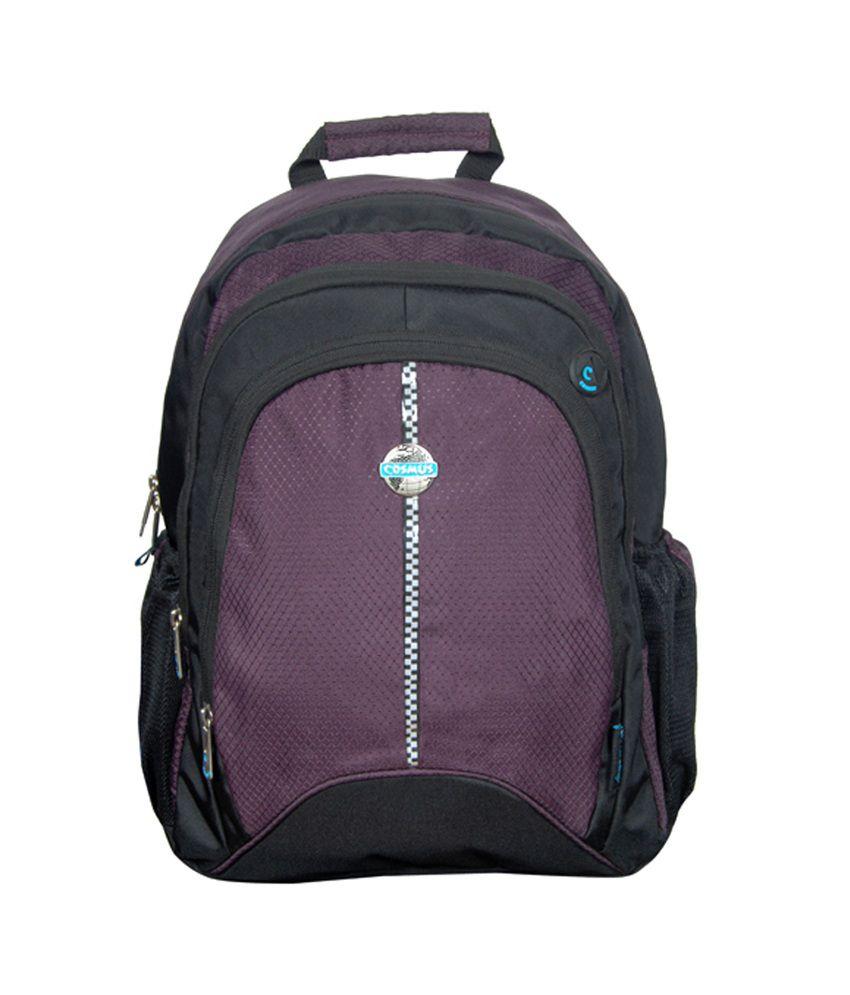 Cosmus Entreprises-comet Wine Laptop Bags