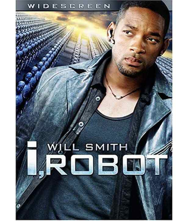 Excel I Robot Hollywood Movies Dvd