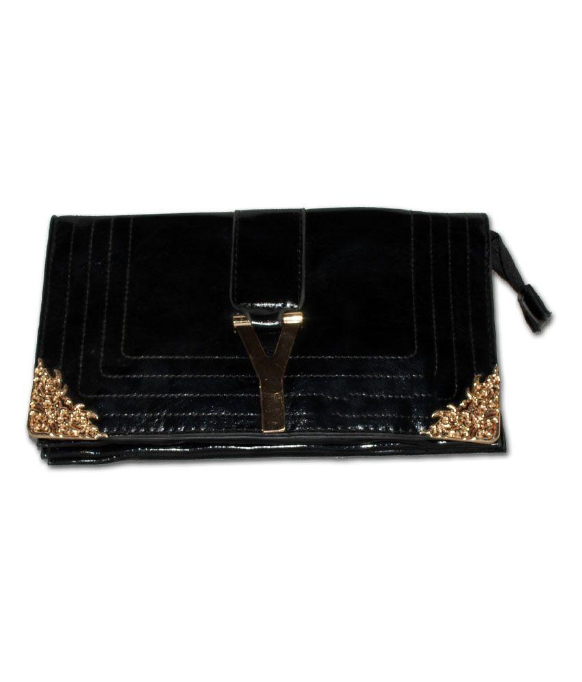 Soulmatez Fashion Clutch Bag With Sling Option