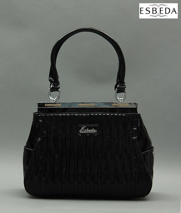 Esbeda Black Beauty Handbag