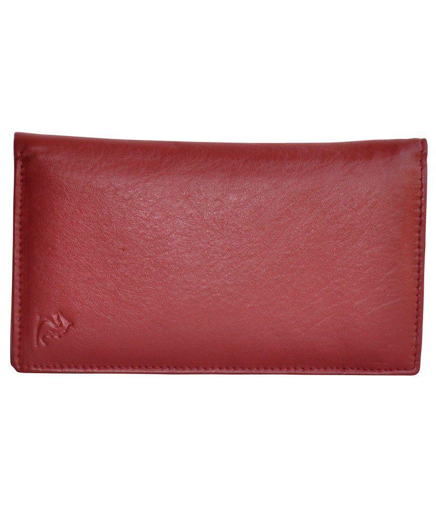 Kara 8022 Cherry Formal Wallet