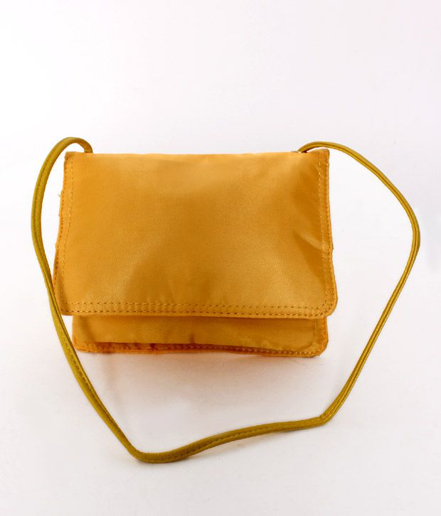 Said Stylish Mango Flap Sling Bag - Buy Said Stylish Mango Flap ...