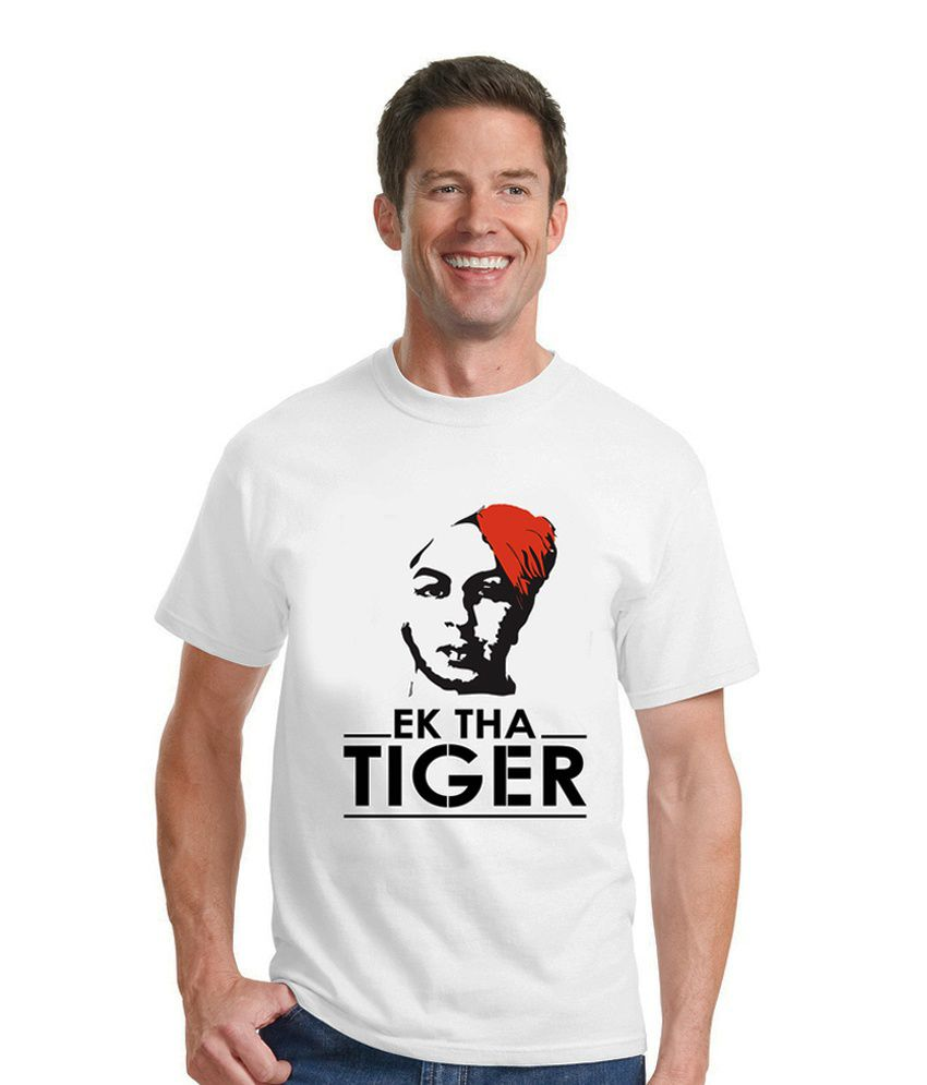 Mugambo Ek Tha Tiger Bhagat Singh T-shirt For Men