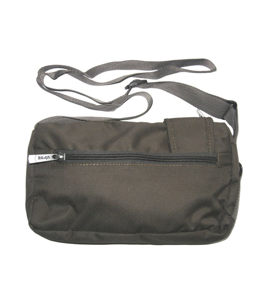 Viras Levis Sling Bag (Gray Brown) - Buy Viras Levis Sling Bag ...