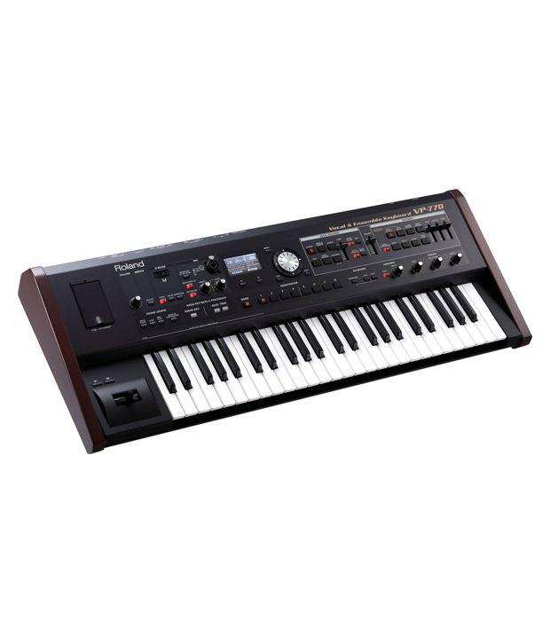 Roland VP 770 Vocal Amp Ensemble Keyboard Buy Roland VP
