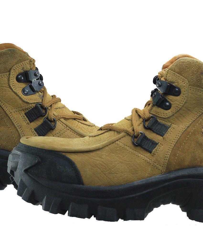 Woodland Brown Outdoor Shoes Art BGB433107CAM - Buy ...