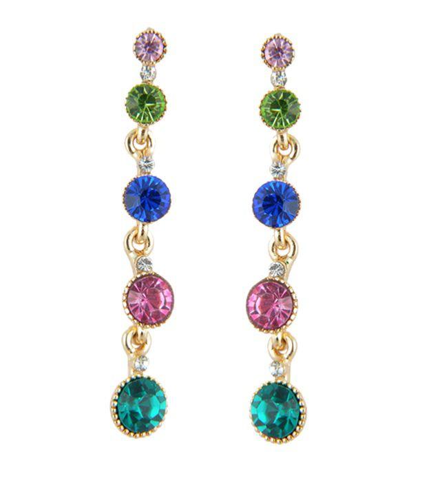 Youshine Twinkling stars earrings