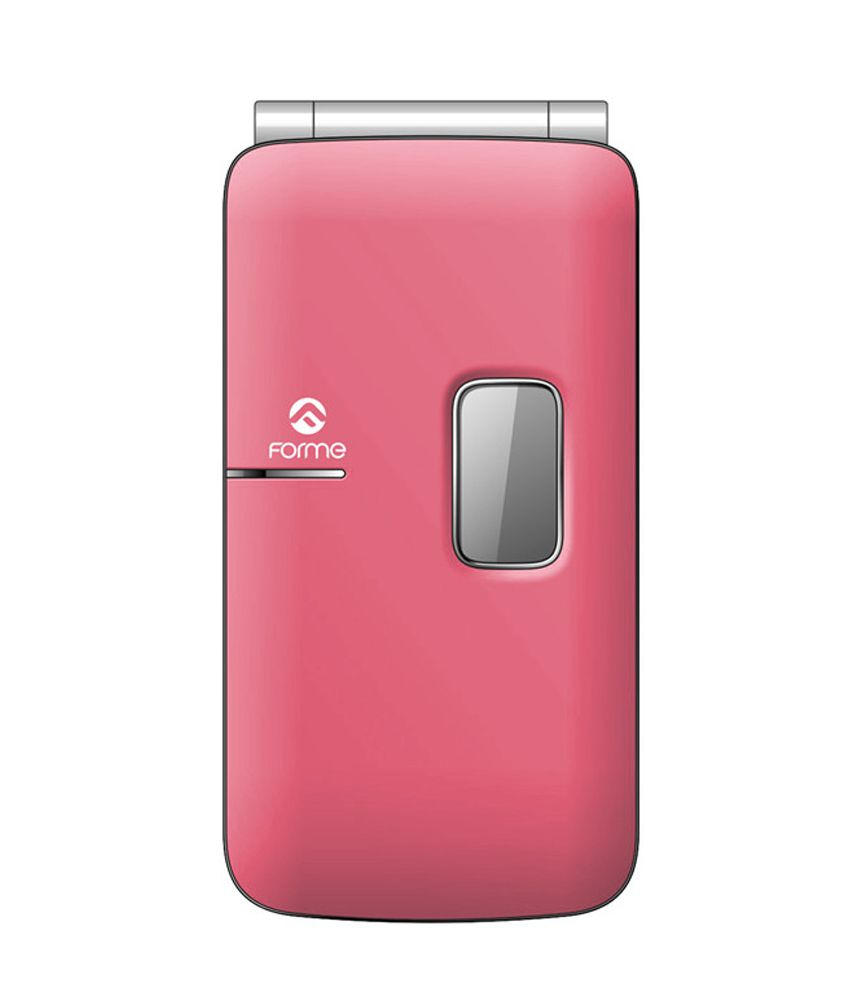 Forme S700 Mobile Phone Pink Mobile Phones Online At Low Prices