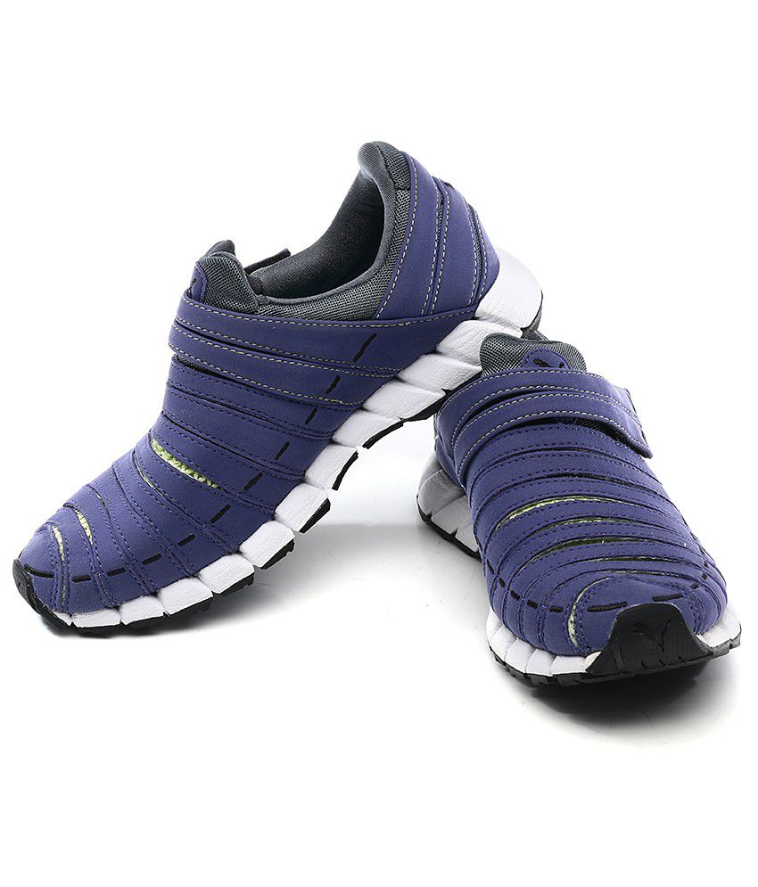pretty nice 132b5 d8e28 ... Puma Osu NM Wns blue sharp Running Shoes ...
