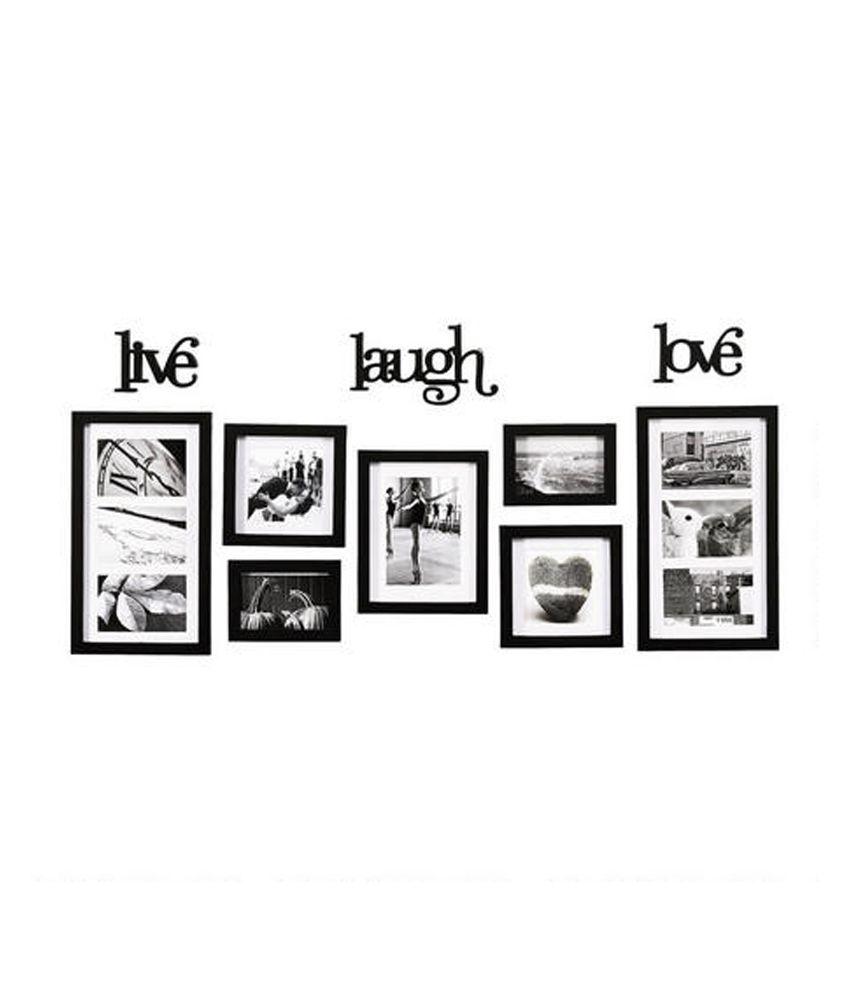 Blacksmith Black Live Love Laugh Photo Frame: Buy Blacksmith Black ...