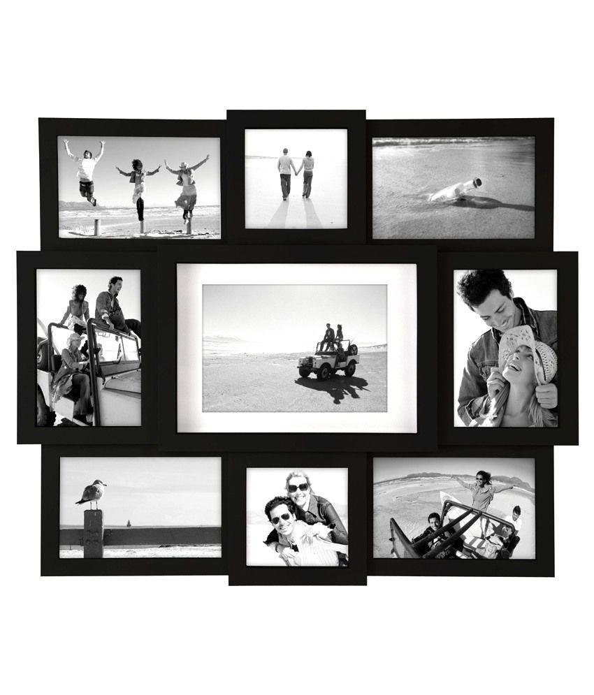 Blacksmith Black Multi Frame Collage: Buy Blacksmith Black Multi ...