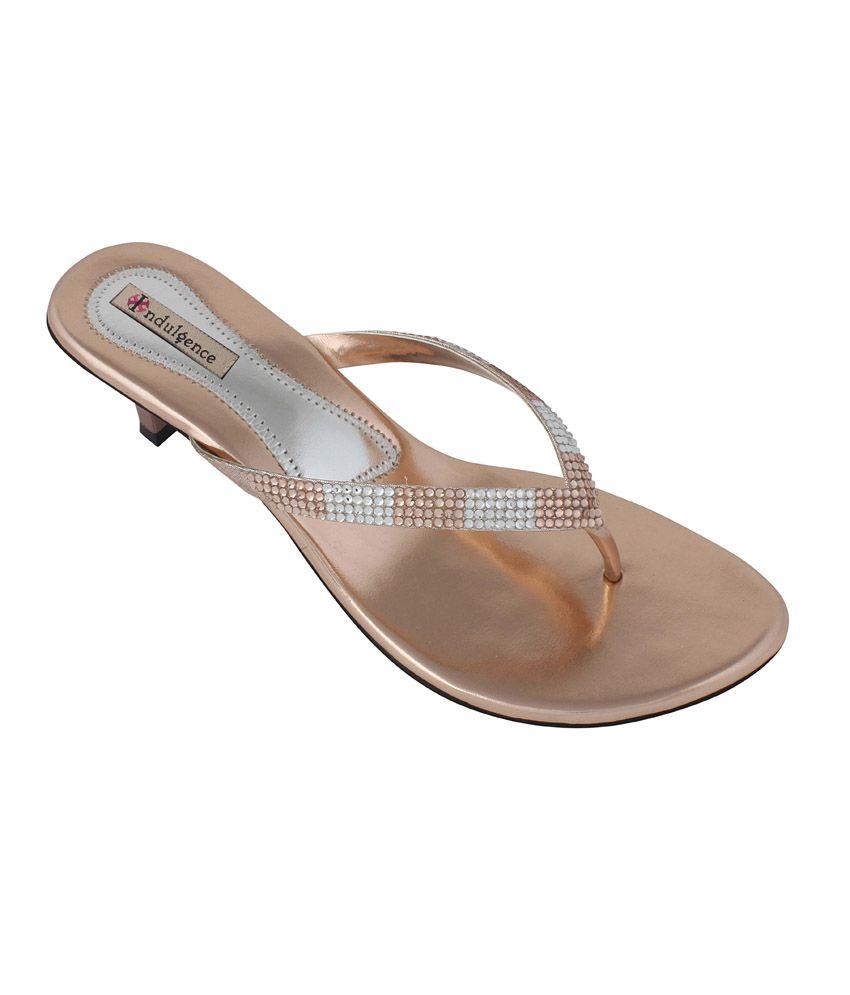 Indulgence Ethnic Footwear