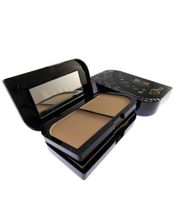 ADS Compact Powder New Fashion 5-In-1 A8489