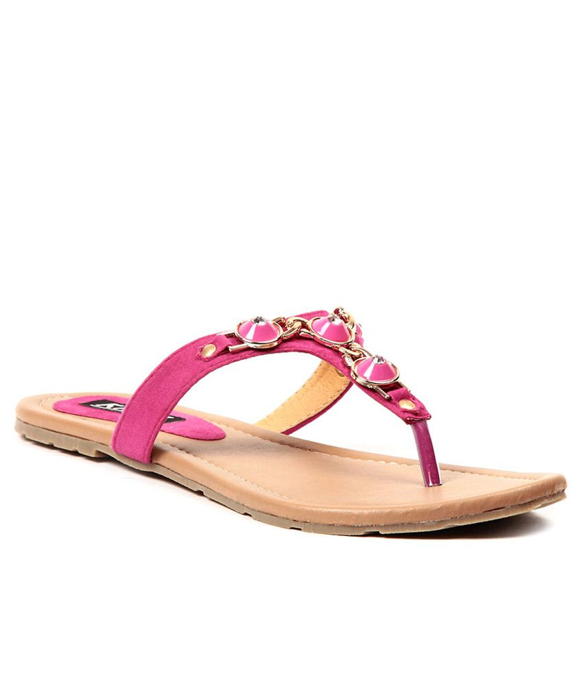 Kielz Pink Flat