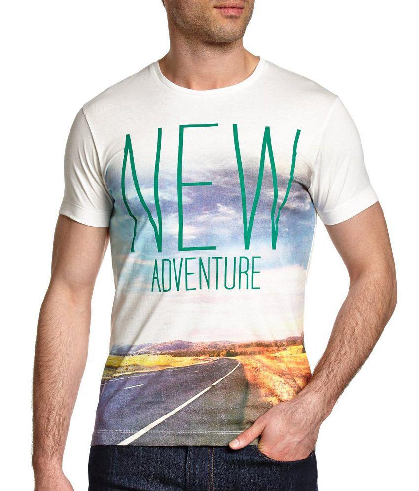 Jack & Jones new Adventure Graphic Printed Tshirt