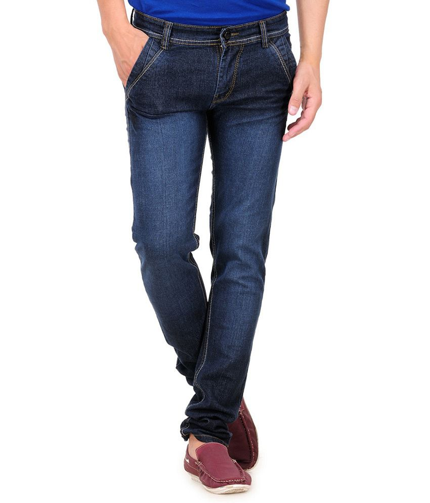 Kiosha Men's Basic Jeans