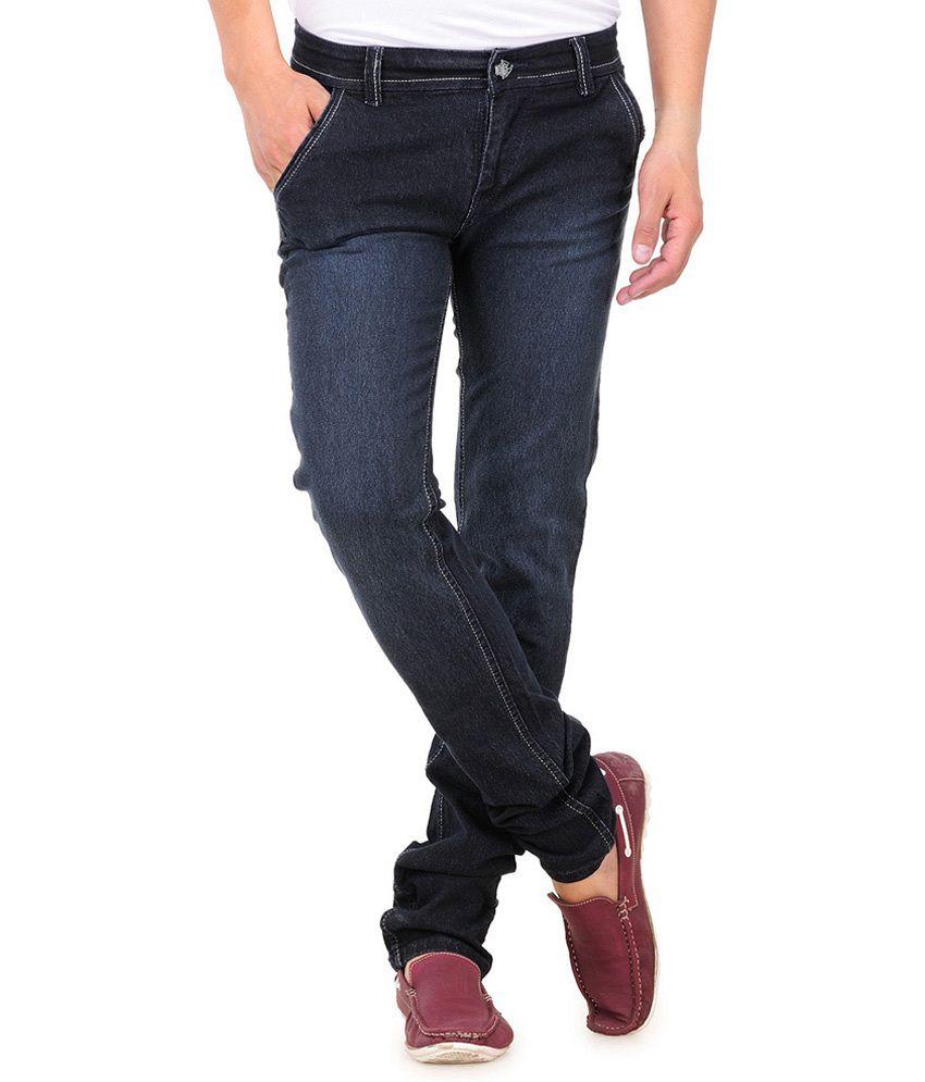 Kiosha Men's Basic Jeans