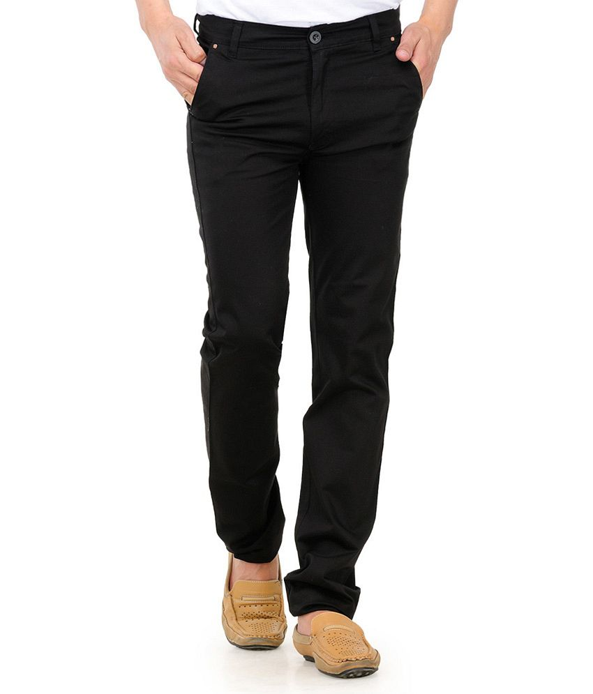 Kiosha Men's Casual Trouser