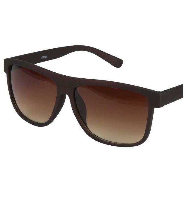 Caba CABACB-1019QUOSFM Medium Men Rectangle Sunglasses