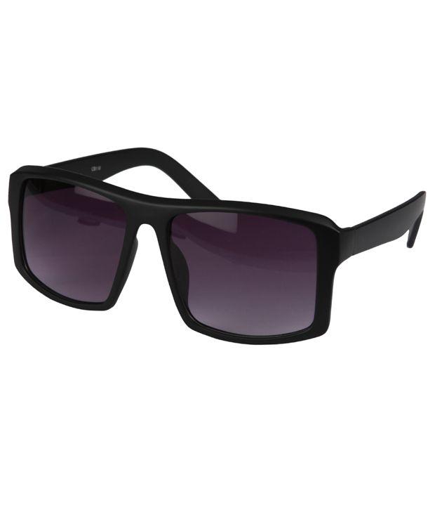 Caba CABACB-1101BUOSFM Medium Men Rectangle Sunglasses