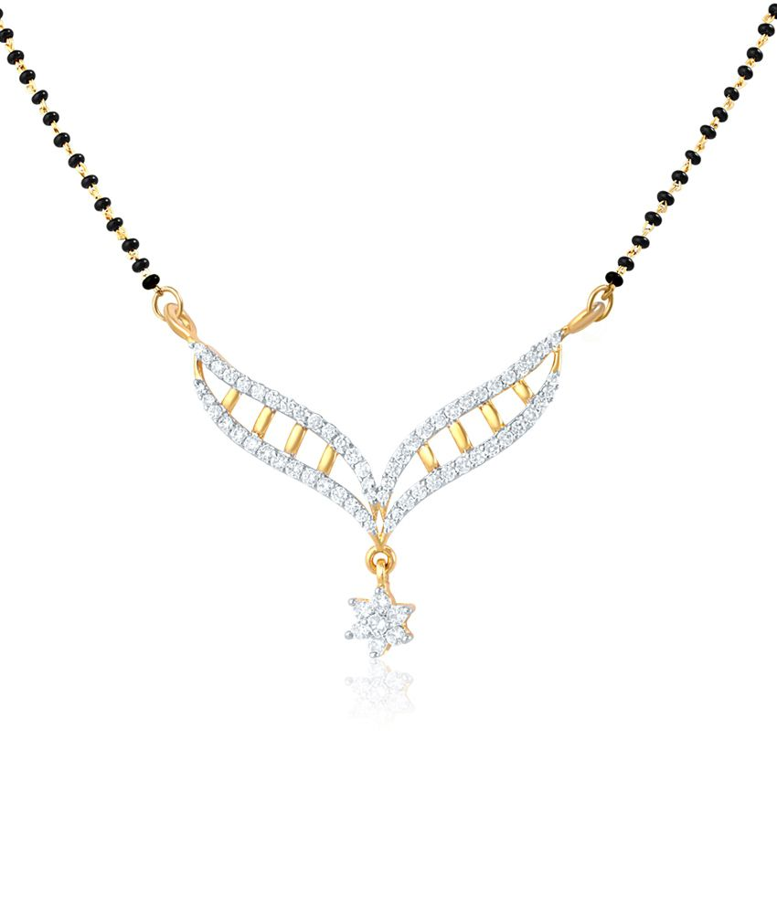 Mahi Eternal Bliss Mangalsutra Pendant