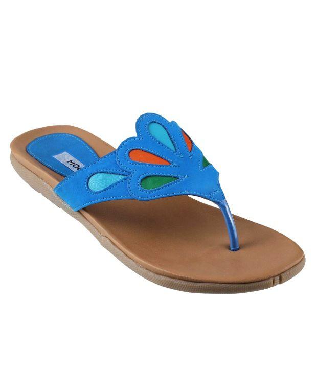 Mochi Blue Flat