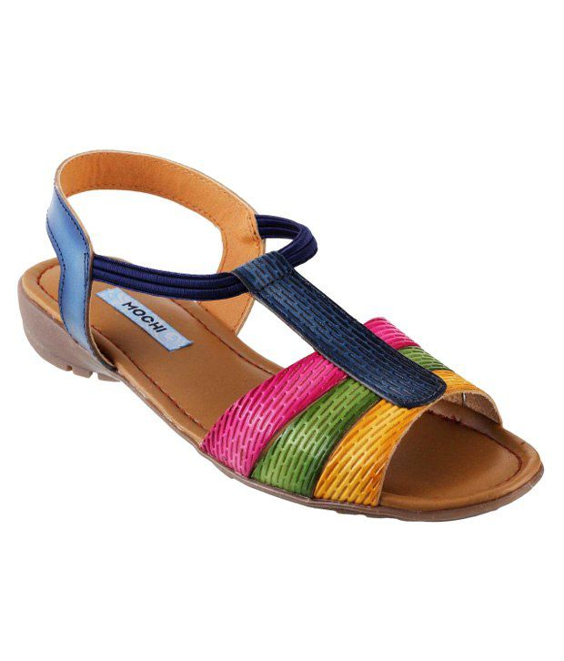 Mochi Blue Sandal