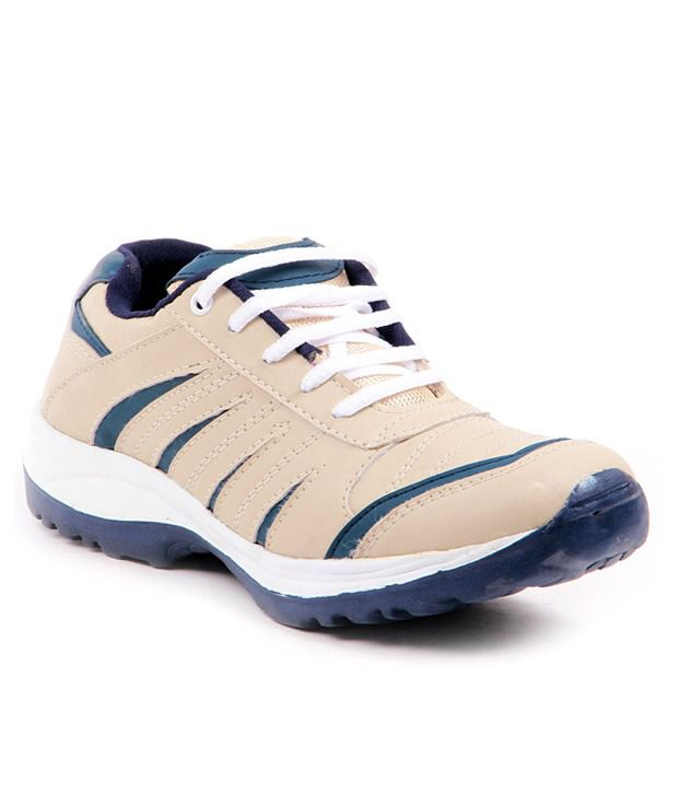 Foot N Style Brown Sport Shoes