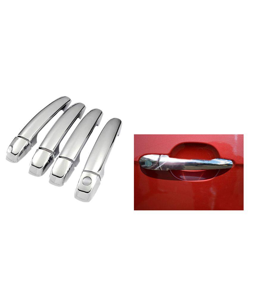 Charmant Speedwav Maruti Swift Chrome Plated Car Door Handle Covers Set Of 4