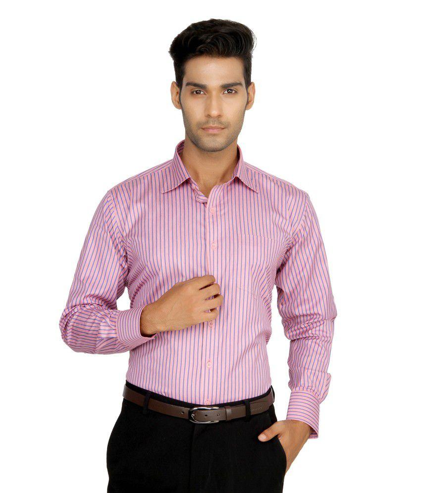 Devaa pink wrinkle free shirt buy devaa pink wrinkle for Best wrinkle free shirts