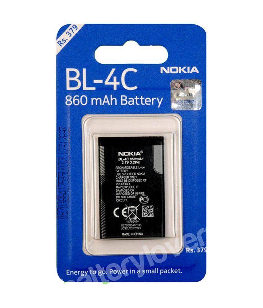 Nokia BL-4C Original Mobile battery