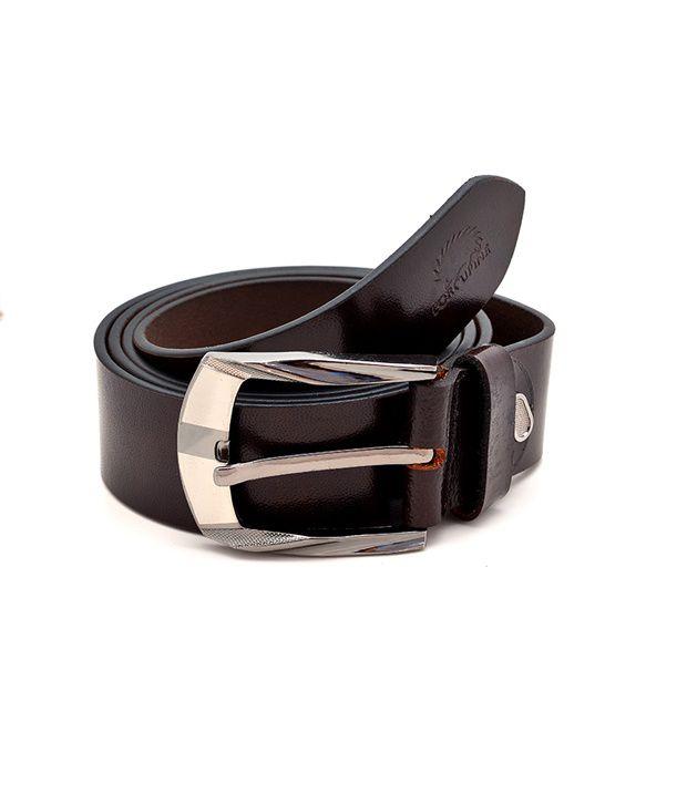 GRJ India Pure Leather Belt - Grjbelt2-8