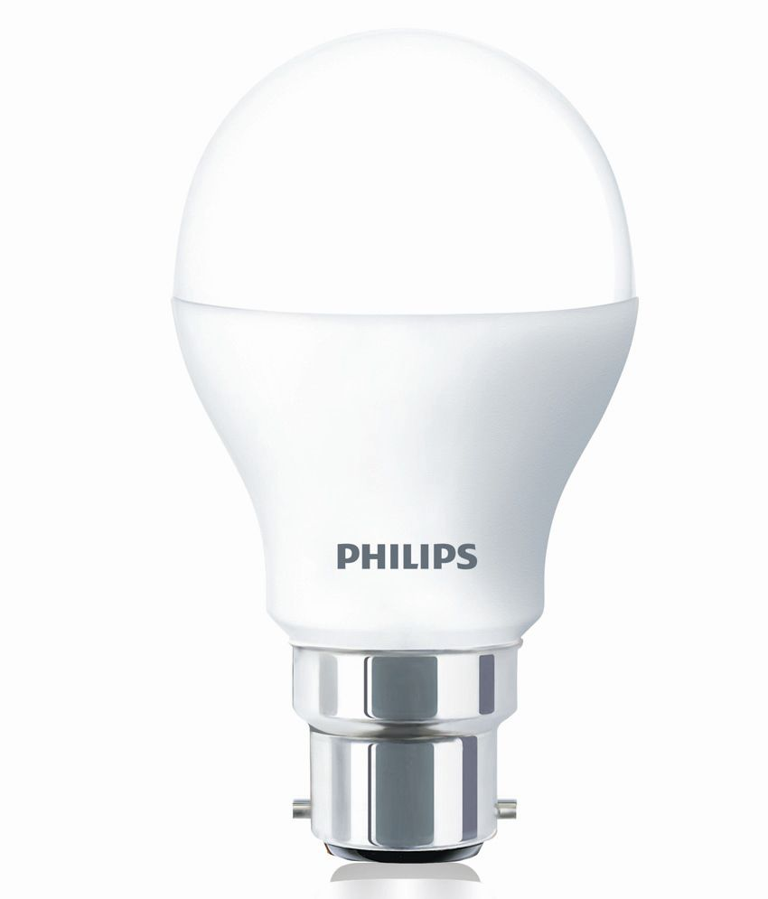 philips white 7 5 watt led light bulb buy philips white 7 5 watt led light bulb at best price. Black Bedroom Furniture Sets. Home Design Ideas