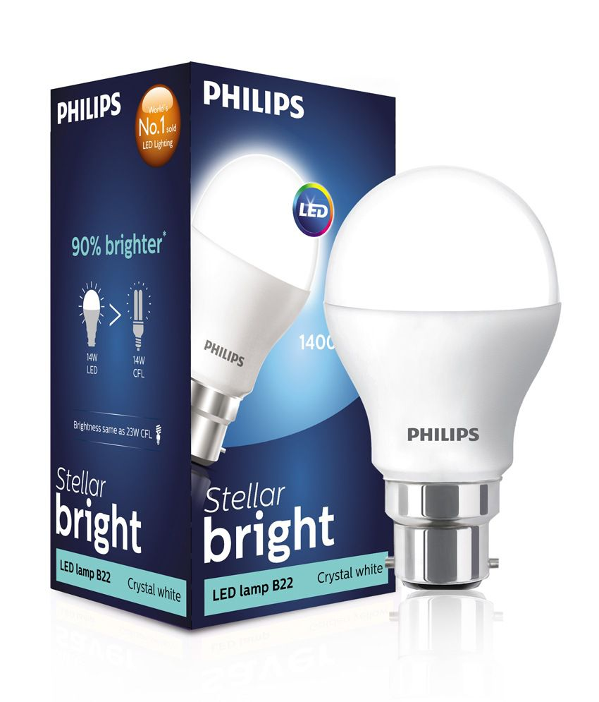 Philips 14W LED Bulb
