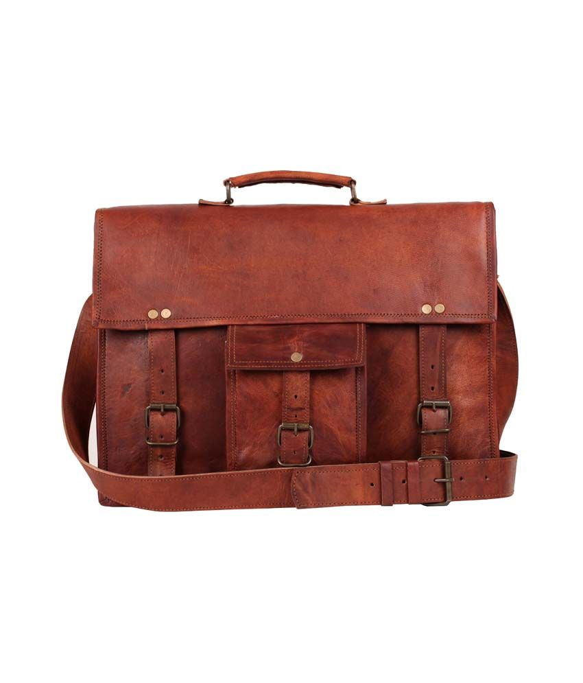 Rustictown Leather Satchel