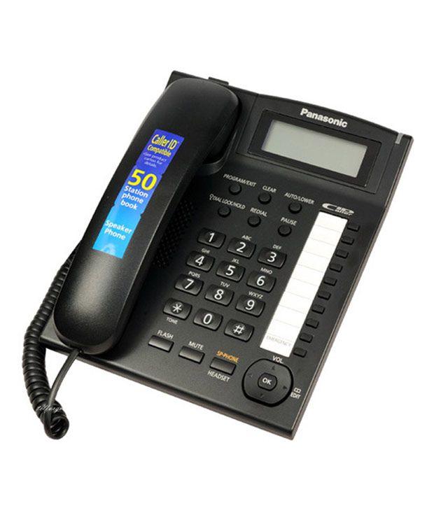 Panasonic KX-TS-880MX Corded Landline Phone