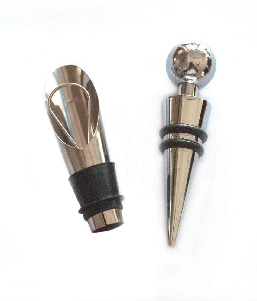Global Home Wine Bottle Opener And Stoper Set bar  : Wine Pourer Wine Bottle Stoper SDL417373917 1 b50e3 from www.dealtuno.com size 850 x 995 jpeg 53kB