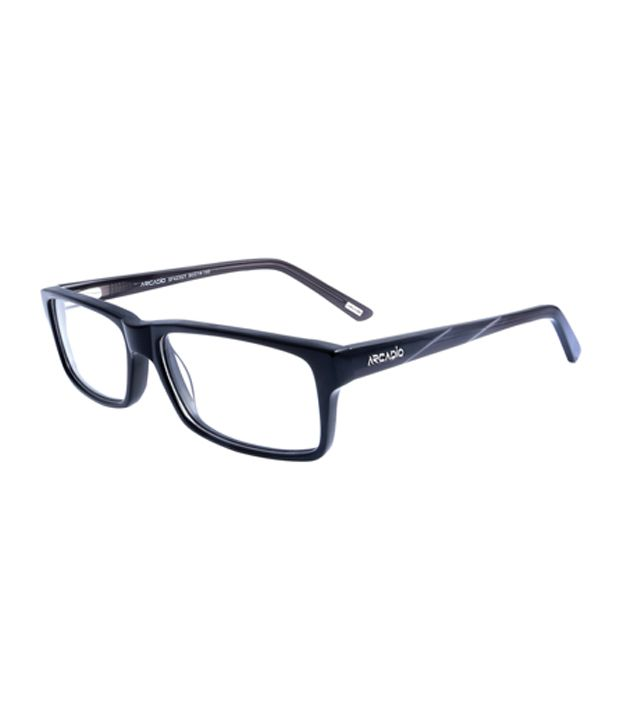 Snapdeal Eyeglass Frames : ARCADIO SF423GY Unisex Rectangle Eyeglasses - Buy ARCADIO ...