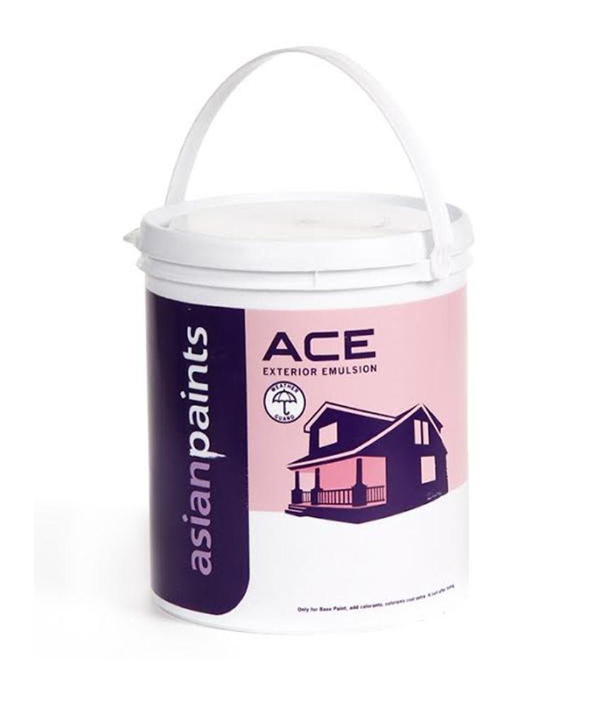 Beautiful Ace Exterior Paint Colors Part - 5: ... Asian Paints Ace Exterior Emulsion - Glacier Ridge