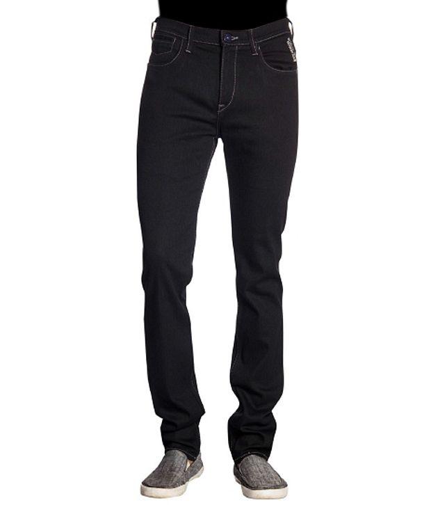 Lee Black Slim Fit Jeans