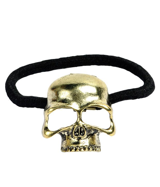 Cinderella Fashion Jewelry  Cut Skull Hair Band