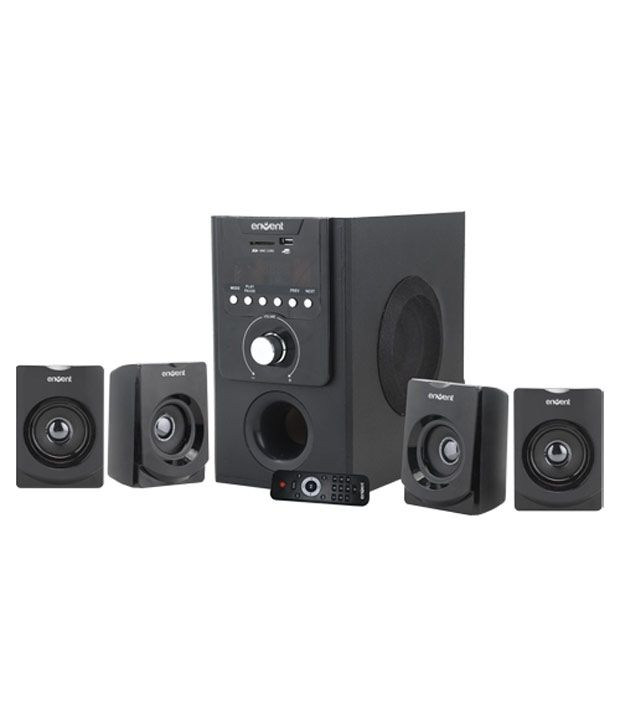 Buy Envent Ultrawave 4 1 Speaker System Online At Best Price In India Snapdeal