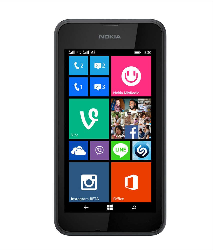 7ddc57352 Nokia lumia 530 4GB and Below White Price  Buy Nokia lumia 530 4GB and  Below White Online in India on Snapdeal