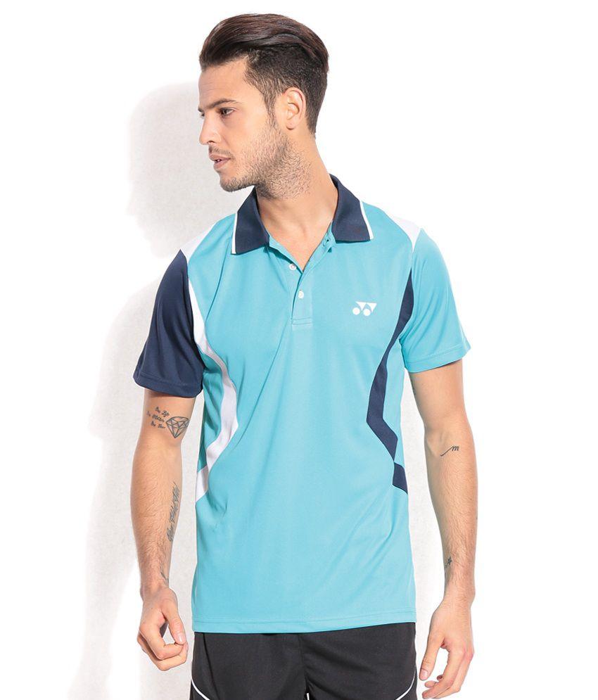 Yonex T-Shirt Pm6 10089B TW2014 Ocean Blue